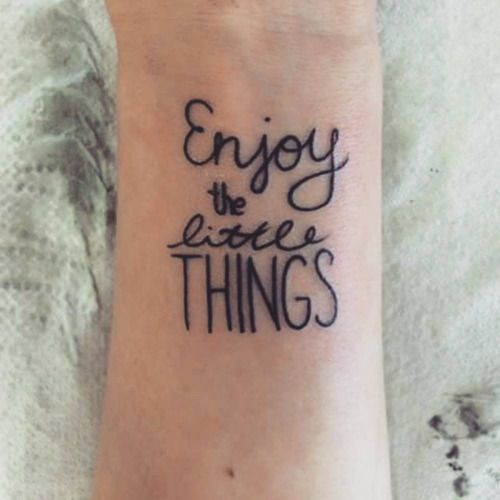 25 Best Ideas About Tattoo Quotes On Pinterest: 25+ Best Ideas About Wrist Tattoos Sayings On Pinterest
