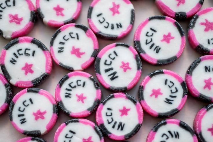 #Nicci Sweets