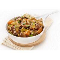 Fiche recette | Mijoté de boeuf aux légumes et à l'orge | SAQ.com