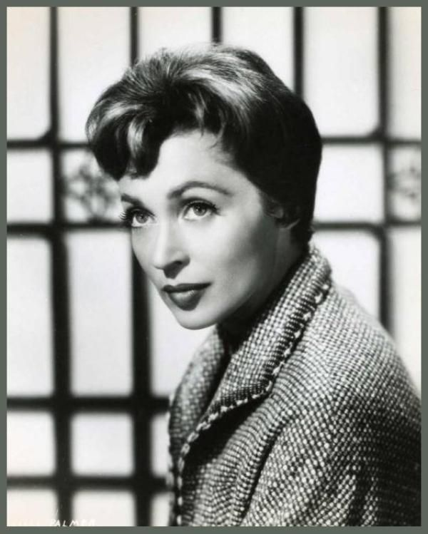 Lilli PALMER (1914-1986) * AFI Top Actress nominee. Notable films~ Thunder Rock (1942); The Rake's Progress (1945); The Four Poster (1952); Cloak and Dagger (1946); Body and Soul (1947); The Pleasure of His Company (1961); The Counterfeit Traitor (1962)