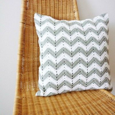 Autumn Chevron Crochet Afghan Pattern - Free Crochet Patterns (I could not access the free pattern but love this look!)