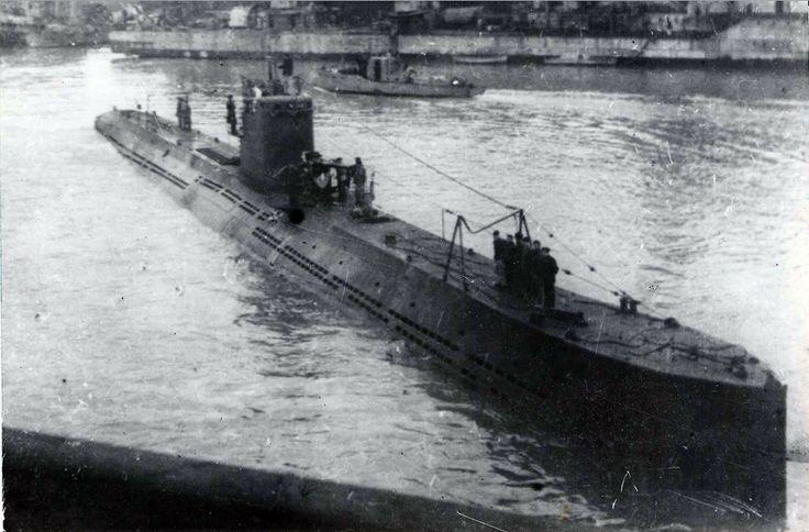 Л-6 «Карбонарий» — советская дизель-электрическая минно-торпедная подводная лодка времён Второй мировой войны, последний корабль серии II типа «Ленинец». 25 ноября 1943 года одна из четырёх выпущенных торпед поразила немецкий трофейный транспорт «Wolga-Don», шедший в небольшом конвое с грузом авиационных боеприпасов. Транспорт остался на плаву, однако затонул через 16 часов, во время буксировки неподалёку от Евпатории.