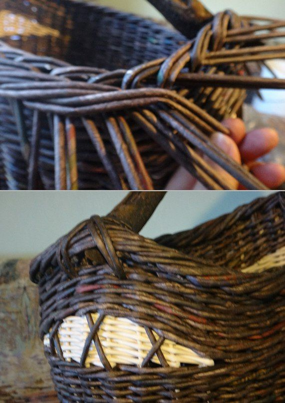 Basket Weaving Ri : Best images about willow and other weaving stuff