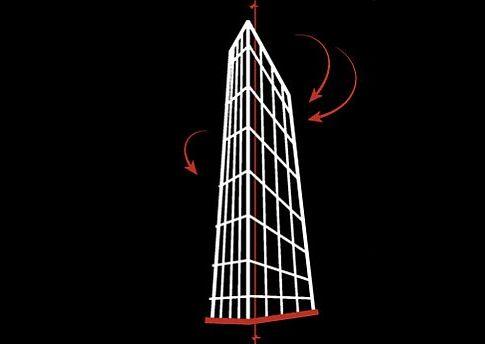 John Hancock: Termal etkiyle camları çatlayan kule, büyük yapılarda küçük etkilerin bile önemsenmesi gerektiğini kanıtı.