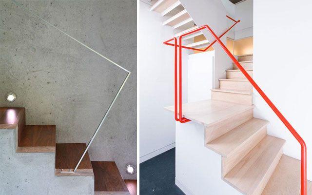 Decofilia blog pasamanos modernos para escaleras de - Pasamanos de madera modernos ...