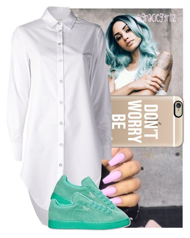 """""""conceited~remy ma"""" by graciegyrl12 ❤ liked on Polyvore featuring Casetify and rag & bone"""