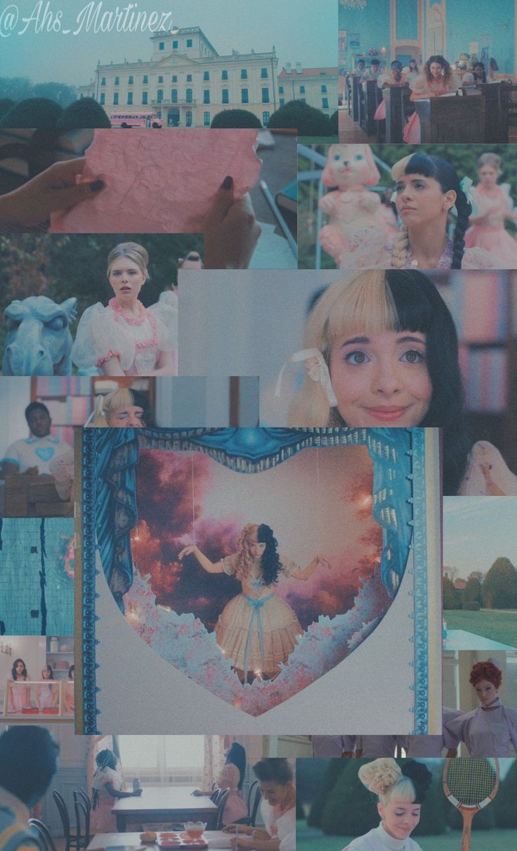 Aesthetic Melanie Martinez Wallpaper