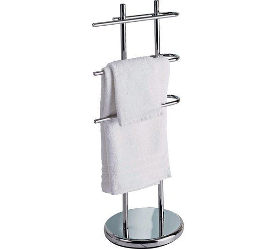17 best ideas about towel rail on pinterest toilets for Bathroom accessories argos