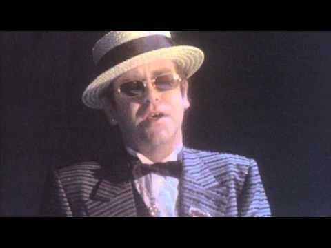 Elton john the blues lyrics
