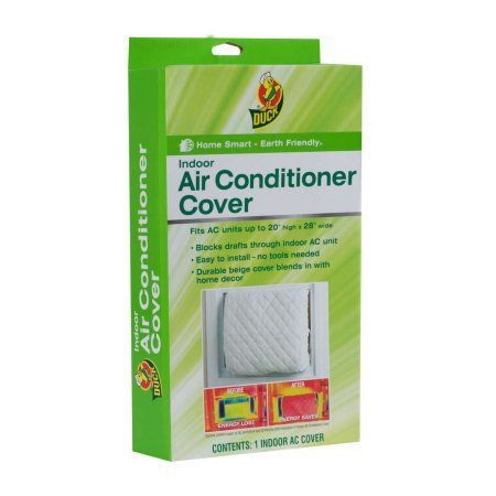 Duck Brand Indoor Air Conditioner Cover