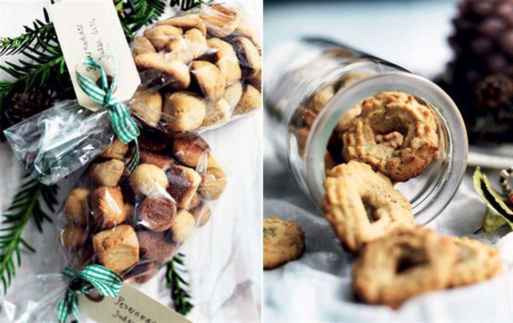 Bag til jul: 7 klassiske opskrifter på småkager