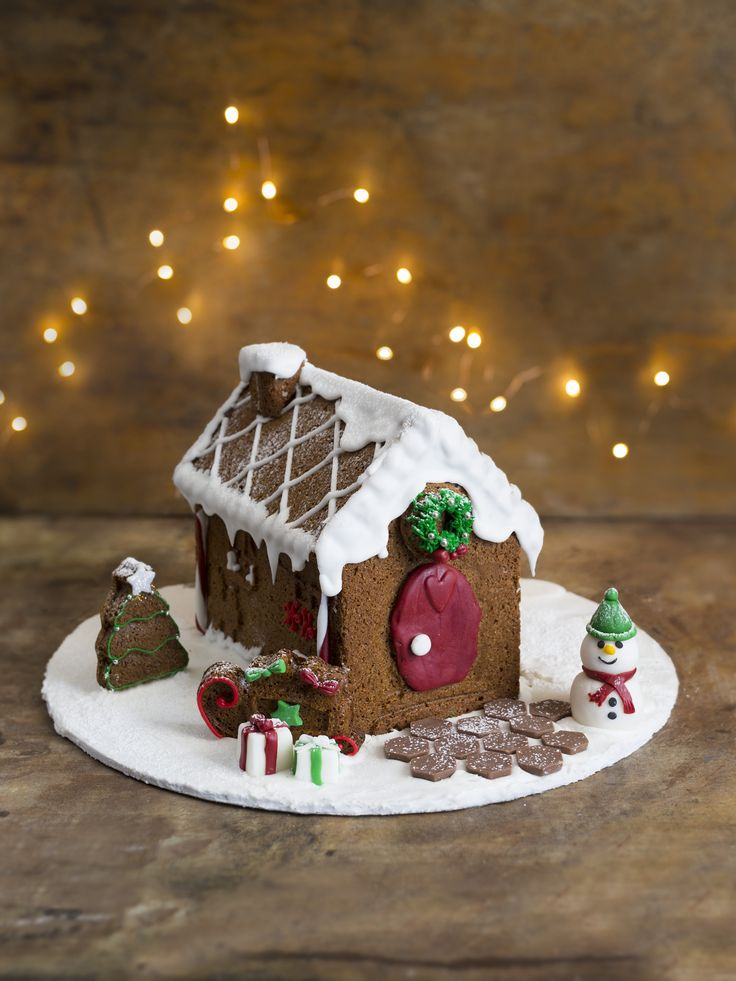 Gingerbread house | Thermomix | Good food, gluten free