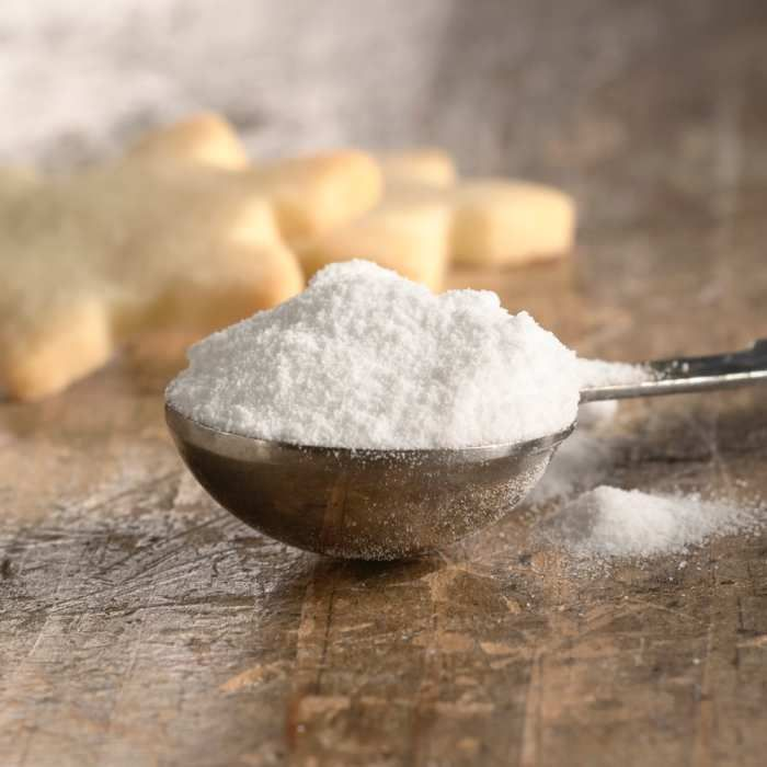 Baker's ammonia (ammonium carbonate) is a classic leavener, called for in your grandmother's or great-grandmother's recipes. Use in old-fashioned recipes calling for it (or for hartshorn).