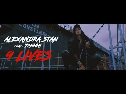 Alexandra Stan featuring Jahmmi - 9 LIVES (Official Video) - YouTube