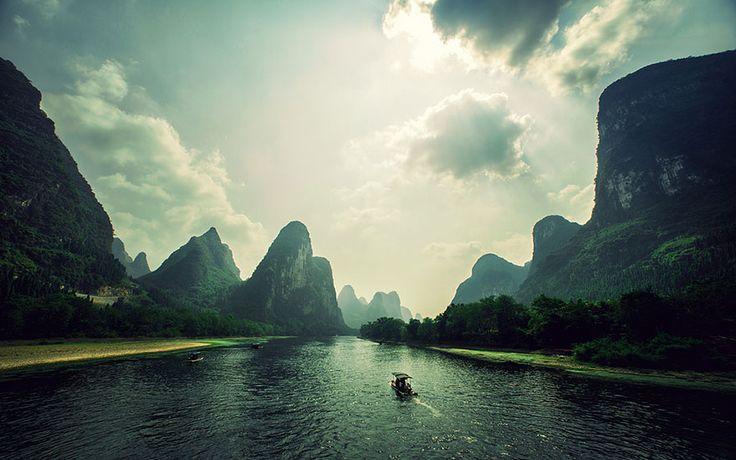 Rieka Li, Čína