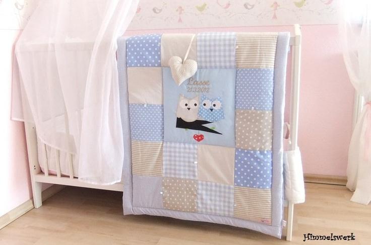 23 besten patchworkdecke bilder auf pinterest tr ster rund ums haus und anleitungen. Black Bedroom Furniture Sets. Home Design Ideas