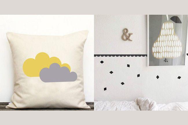die besten 25 stoff selbst bedrucken ideen auf pinterest bedrucken briefmarken drucken und. Black Bedroom Furniture Sets. Home Design Ideas