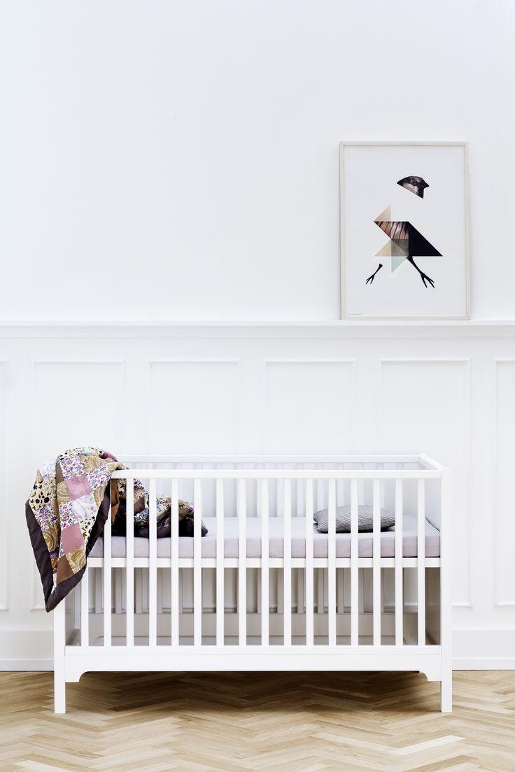 Kids Cot bed - Oliver Furniture - Seaside Collection. www.oliverfurniture.com