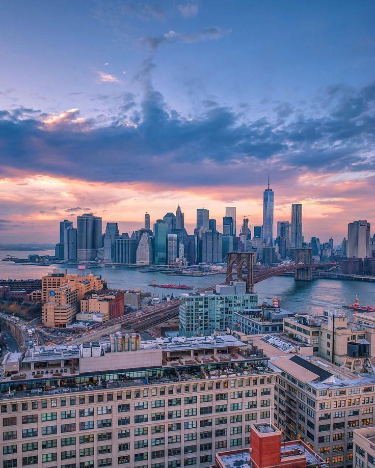 New Manhattan Skyline by @gmathewsva #newyorkcityfeelings #nyc #newyork