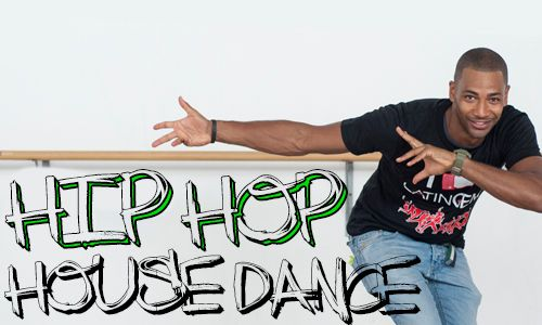 hip hop  house dance david bellay