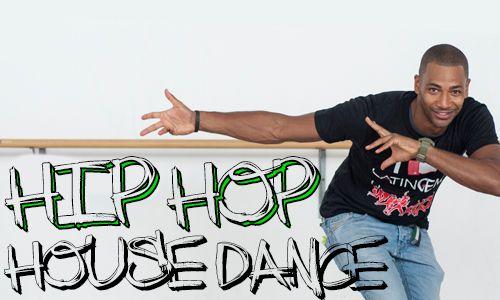 hip hop  house dance david bellay