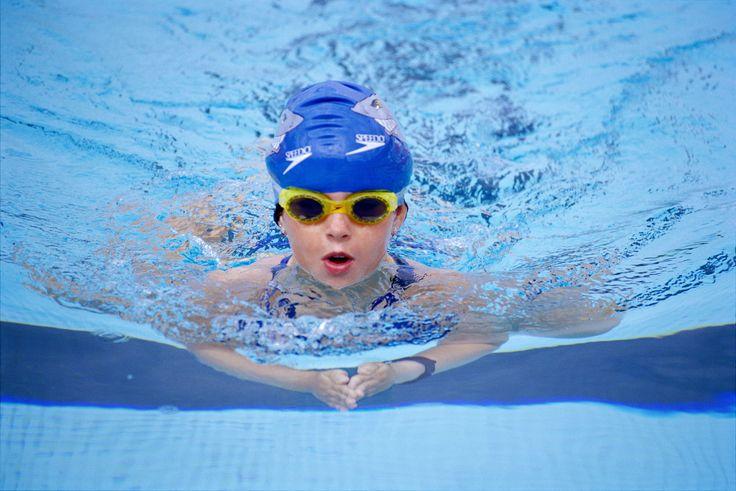 Asma, rinite, sinusite: nadar é o melhor remédio para problemas respiratórios…