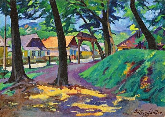 Ziffer Sándor (1880-1962), Baia Mare, 1941