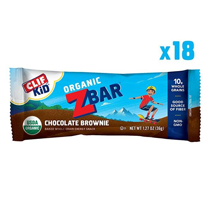 photo about Cliff Bar Printable Coupons identified as Clif Little one ZBAR - Natural Electricity Bar - Chocolate Brownie