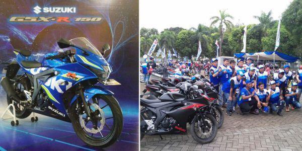 Euforia Suzuki GSX Series 150 Cc Di Sulawesi -  https://wp.me/p8jg7C-eX