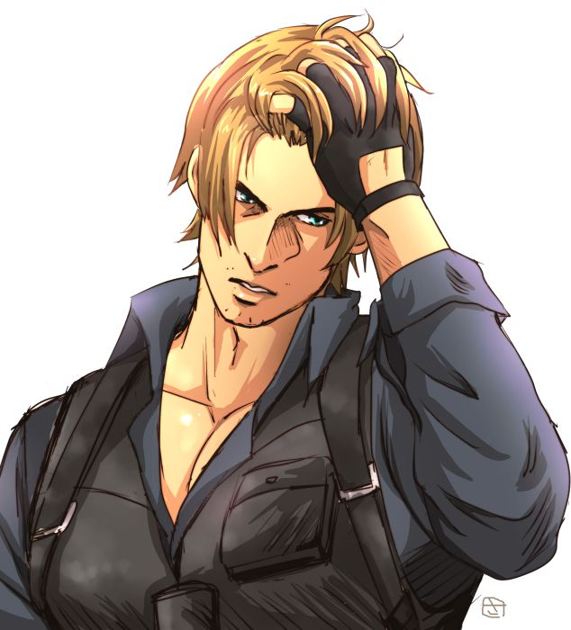 Leon hot *-*