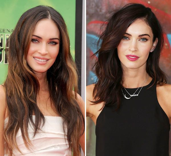 Megan Fox Sexy New Hair Australia TMNT Makeover