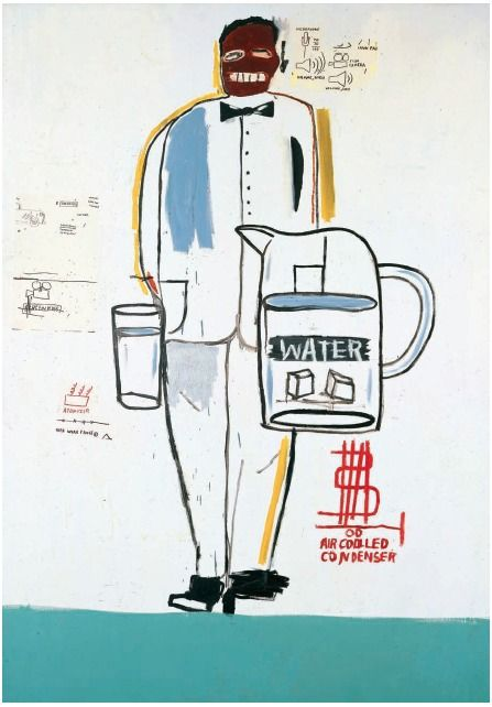 Porter 1984 Jean-Michel Basquiat