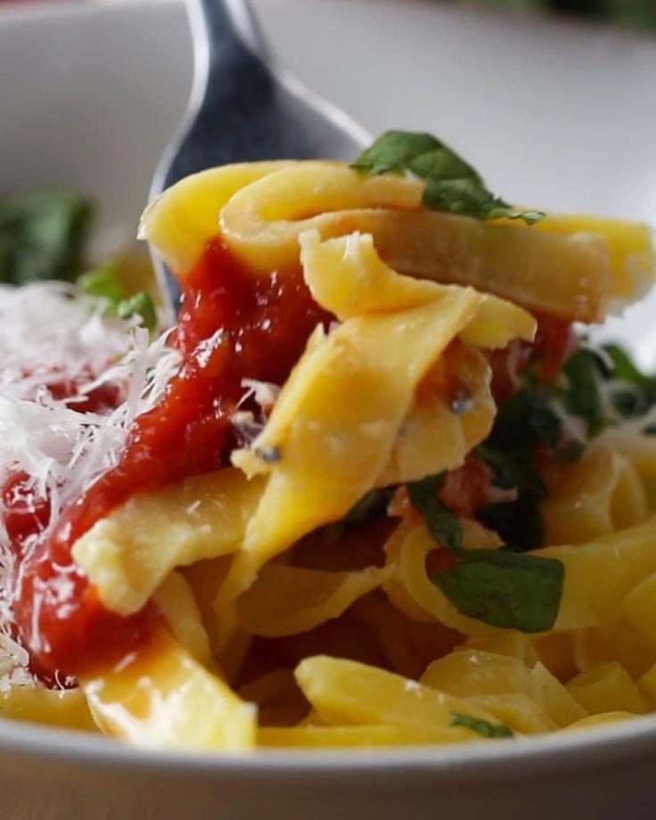 2 ingredient pasta
