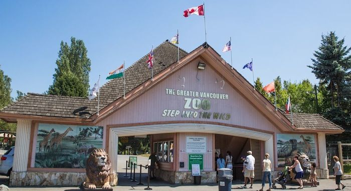 Rates & Hours | Greater Vancouver Zoo