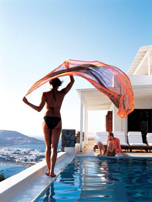 Santa Marina Resort, Mykonos