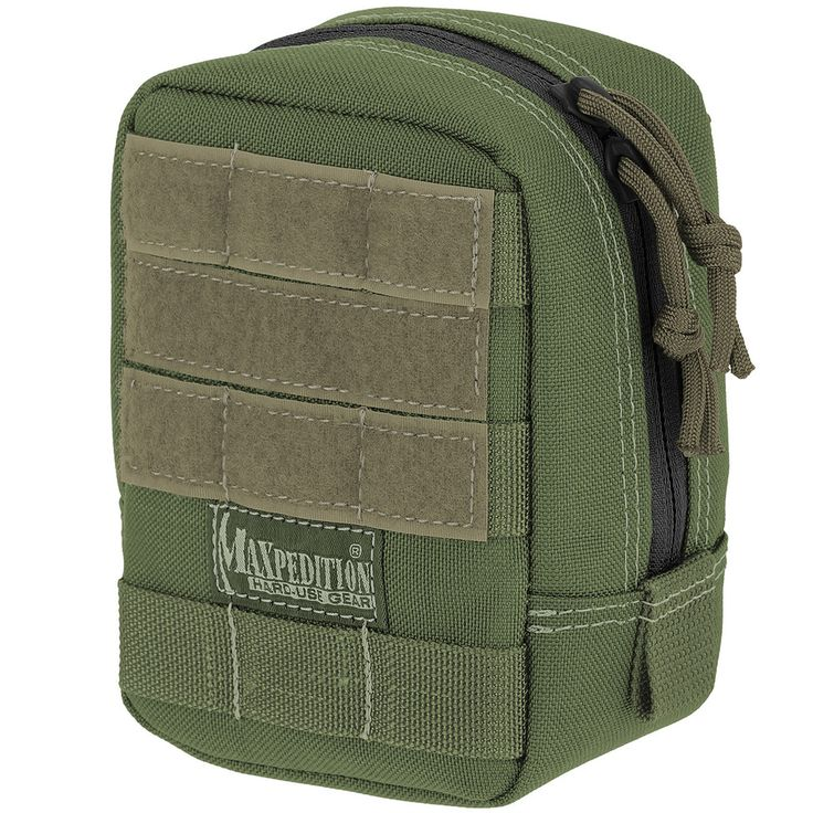 "Maxpedition - 4.5"" x 6"" Padded Pouch - Check out our collection of MOLLE Gear, MOLLE Pouches, Velcro Pouches, Tactical Pouches, MOLLE Tactical Gear, Modular Pouches, Modular MOLLE Pouches, Modular MOLLE Velcro Pouches, First Aid Pouches, Medical MOLLE Pouches, Molle Gadget Pouch, EMT Pouch, First Aid MOLLE pouches, M.O.L.L.E Compatible Gear, Airsoft MOLLE Pouches, Hydration Pouches, Munitions Pouches, Rip-away Pouches, Modular Gear, Utility and Dedicated Pouches."