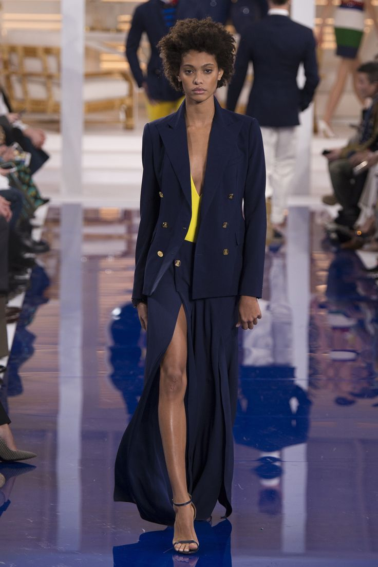 Ralph Lauren Spring-Summer 2018 (Spring 2018), shown 12th February 2018
