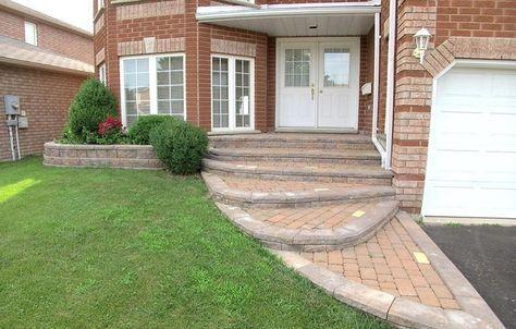 Landscaping ideas front yard split level 43 Ideas#front # ... on Split Level Backyard Ideas id=74477