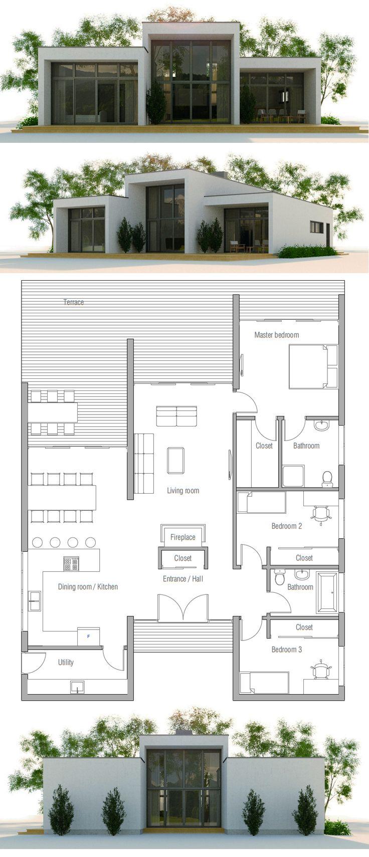 Best 25+ Minimalist house ideas on Pinterest | Modern ...
