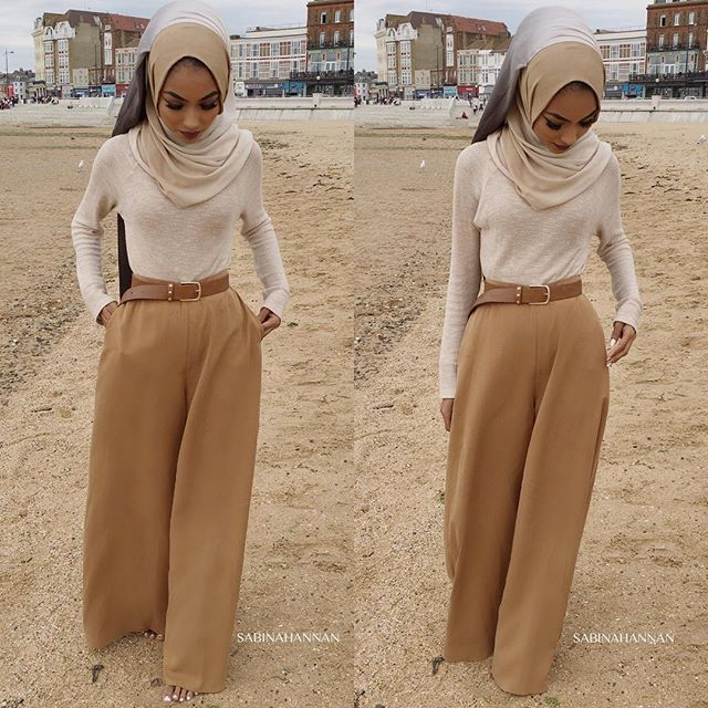 Sexy sprain Hijab fashion style dailymotion