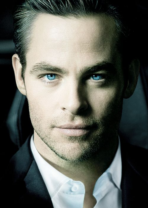 "thebatmn: "" New promotional picture of Chris Pine for Armani Code. """