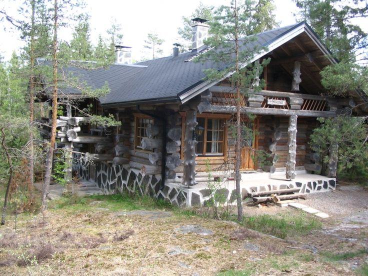 Loma-Kesra holiday cottage-  South Ostrobothnia province of Western Finland. - Ylihärmä  Etelä-Pohjanmaa.