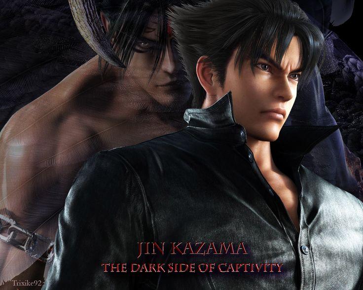 Tekken: Blood Vengeance Tekken Jin Kazama Tekken Tag Tournament 2 ...