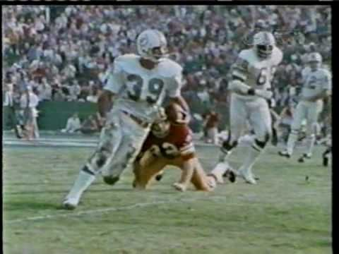 Larry Csonka power football running back