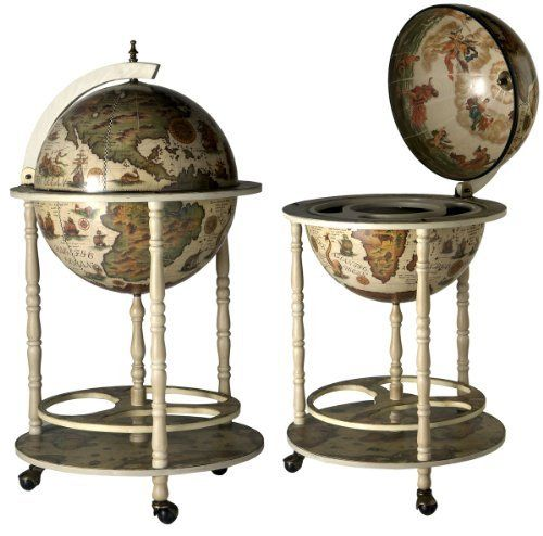 48 best tulip table images on pinterest dinner parties dining ancient world globe map drinks cabinet bottle holder httpamazon gumiabroncs Image collections
