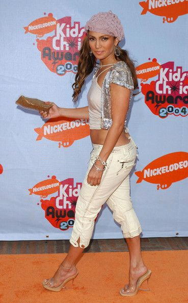 Jennifer Lopez Photos Photos - Nickelodeon's 17th Annual Kids' Choice Awards.UCLA's Pauley Pavilion, Westwood, CA.April 3, 2004. - 17th Annual Kids' Choice Awards