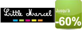 Shopping: Soldes Little Marcel jusquà -60%