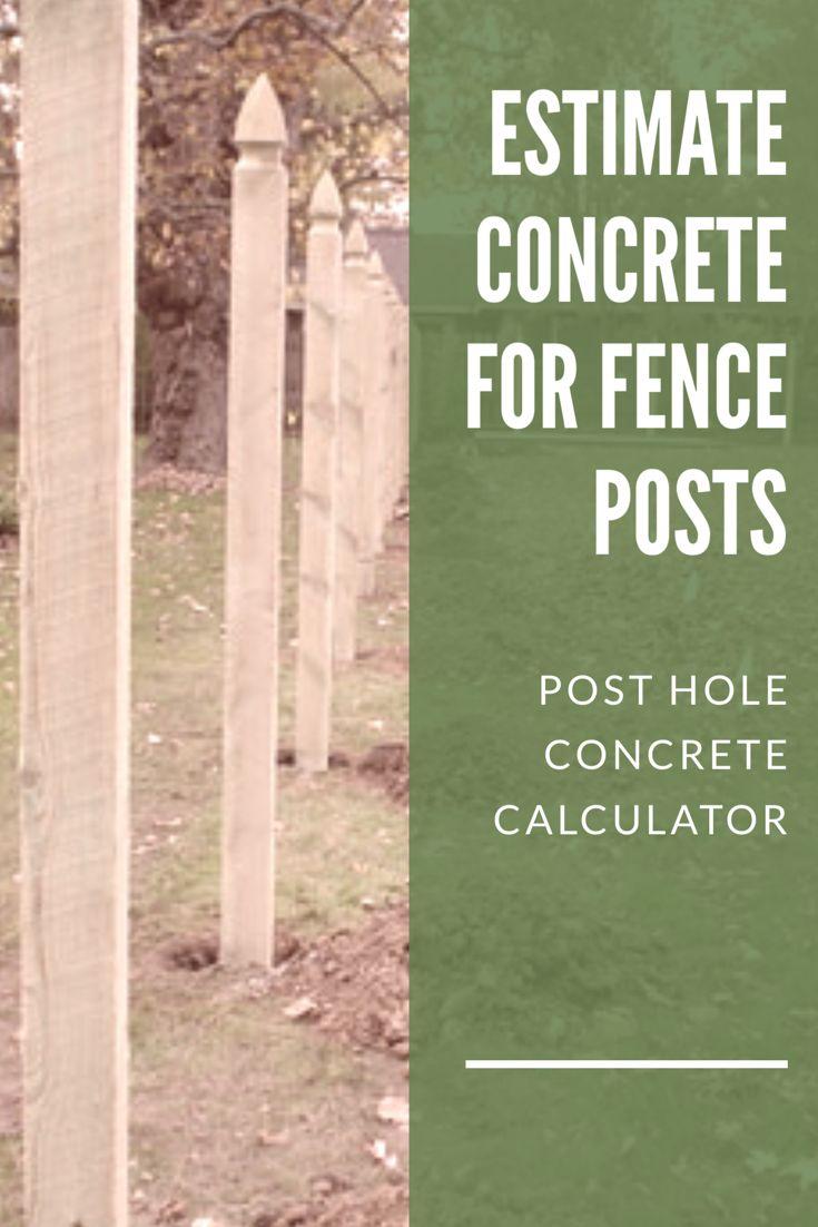 25 best ideas about concrete fence posts on pinterest. Black Bedroom Furniture Sets. Home Design Ideas