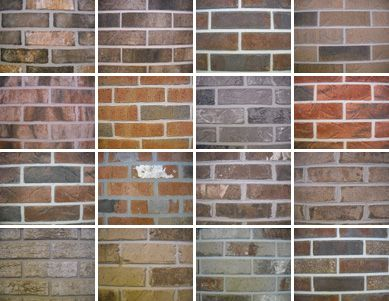 Brick Stock Colors Brick Products Reimers Kaufman