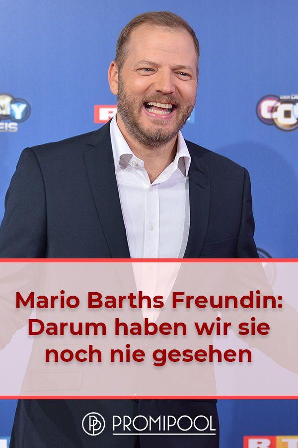 Barth ehefrau mario Mario Barth: